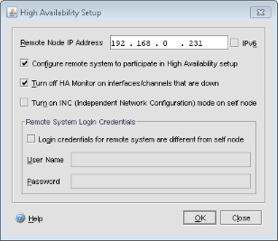 NetScaler : Configuring High Availability