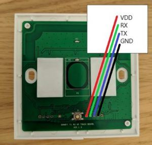 T1 FTDI pin layout